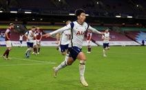 Son Heung Min đúng là cứu tinh của Tottenham