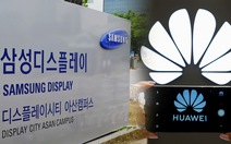 Samsung Display được Mỹ cấp phép làm ăn với Huawei