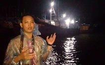 Tường thuật của phóng viên Tuổi Trẻ tại tâm bão miền Trung, mưa to, gió rít liên hồi