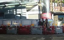 Bốn người Hong Kong chạy vào Tổng lãnh sự quán Mỹ xin tị nạn