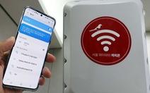 Triển khai dịch vụ wifi công cộng tốc độ cao miễn phí tại Seoul, Hàn Quốc