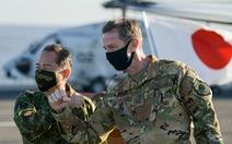 Tướng Mỹ nói sẽ đưa quân đến quần đảo Senkaku/Điếu Ngư