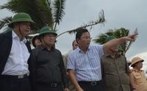 Phó thủ tướng Trịnh Đình Dũng: 'Quân đội, công an sẵn sàng đợi lệnh'