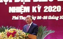 Thủ tướng: Phú Thọ cần xác định du lịch là một mũi nhọn phát triển