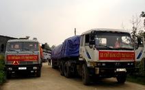 Xuất cấp thêm 6.500 tấn gạo để cứu đói cho đồng bào miền Trung bị mưa lũ
