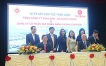 Tổng công ty Thái Sơn và VietPow hợp tác đẩy mạnh phát triển năng lượng sạch