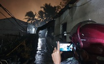 0h ngày 28-10, miền Trung nín thở đón bão