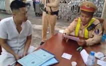 Phát hiện nhiều tài xế nghiện ma túy trên cao tốc Hà Nội - Lào Cai