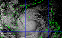 7h sáng nay 28-10, bão số 9 cách Quảng Ngãi 115km, giật còn cấp 15