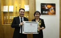 PNJ trở thành Doanh nghiệp xuất sắc nhất châu Á - Thái Bình Dương