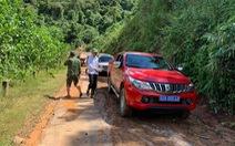 Lại thêm một vụ lở núi ở Quảng Nam, 11 người mất tích tại Phước Sơn