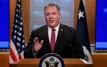 Ngoại trưởng Mỹ ca ngợi Indonesia dứt khoát bảo vệ chủ quyền trước Trung Quốc