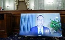 Tranh cãi nảy lửa trong phiên điều trần Facebook, Google và Twitter