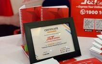 J&T Express đồng hành cùng Hiệp hội Thương mại Điện tử Việt Nam