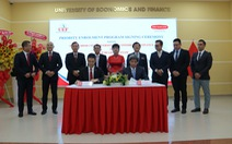Dai-ichi Life Việt Nam và UEF ký kết hợp tác chương trình 'Quyền ưu tiên tuyển sinh'