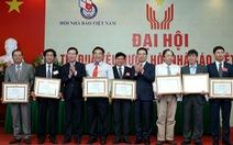 Đại hội thi đua yêu nước Hội Nhà báo Việt Nam: Tưởng nhớ đồng nghiệp hi sinh ở Rào Trăng
