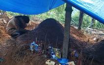Nỗi đau thấu trời tại Trà Leng: Về làng tìm cha mẹ, cô học trò sụp đổ bên 2 nấm mồ