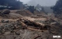 Thêm một vụ lở núi ở Quảng Nam, 11 người mất tích, 200 công nhân thủy điện bị cô lập