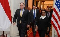 Mỹ - Indonesia 'đồng sàng dị mộng'