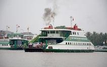 Phà biển Cần Giờ - Vũng Tàu sẽ hoạt động trước tháng 1-2021