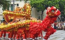 Hà Nội đắm mình trong không gian lễ hội mừng 1010 năm tuổi