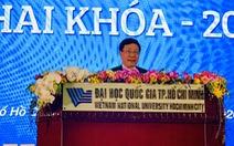 Phó thủ tướng Phạm Bình Minh: Thúc đẩy hợp tác quốc tế đào tạo nhân lực chất lượng cao