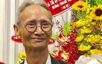 Nhà giáo Trần Chút: Dành trọn đời cho ngôn ngữ học