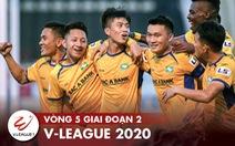 Lịch trực tiếp V-League 2020: Nam Định và Quảng Nam tránh xuống hạng