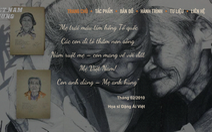 Lần đầu có website ảnh chân dung 'Mẹ Việt Nam anh hùng'