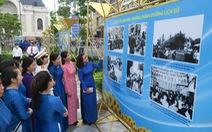 Triển lãm 90 năm ngày truyền thống công tác dân vận