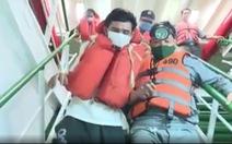 26 thuyền viên mất tích: '48 giờ bám khúc tre, người đuối quá cứ thả tay dần rồi chìm'