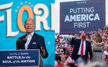Trump - Biden 'quyết chiến' ở 7 bang chiến trường