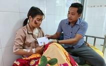 Ân tình bạn đọc với người dân vùng sạt lở Trà Leng