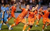 Bình Định đoạt vé thăng hạng V-League