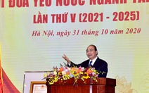 Thủ tướng Nguyễn Xuân Phúc: Chi tiêu thuế của dân hiệu quả để dân tín nhiệm Chính phủ