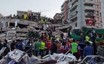 Ít nhất 22 người chết trong trận động đất lớn ở Thổ Nhĩ Kỳ, Hi Lạp