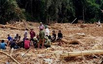 Tìm thấy thi thể 2 người đi rừng bị vùi dưới đất đá sau 14 ngày mất tích