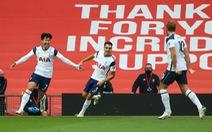 Mắc nhiều sai lầm, Man Utd thảm bại 1-6 trước Tottenham