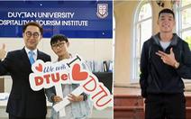 Trường Đại học Duy Tân thông báo điểm chuẩn trúng tuyển vào đại học năm 2020