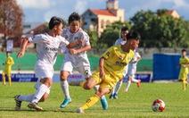 Sông Lam Nghệ An đánh bại Hoàng Anh Gia Lai ngày khai mạc giải U13 toàn quốc