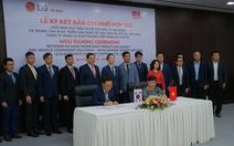 Tập đoàn LG chọn Đà Nẵng làm cứ điểm nghiên cứu phát triển