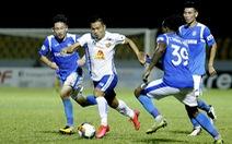 Đua trụ hạng V-League 2020: CLB Quảng Nam gặp nhiều bất lợi
