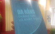 Đà Nẵng chỉ tặng sách cho đại biểu dự đại hội Đảng bộ
