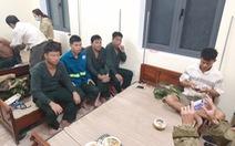 Cứu thành công 11 thuyền viên vụ chìm tàu hàng trên biển Thừa Thiên Huế