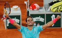 Hạ gục 'hiện tượng' Sinner, Nadal vào bán kết Roland Garros