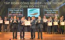 Viettel nằm trong top 30 doanh nghiệp nộp thuế lớn nhất VN