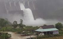 Các hồ thủy điện Quảng Nam có thể 'chịu được' thêm 4-5 ngày mưa lớn