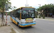Xe buýt Quảng Nam - Đà Nẵng xin vào TP theo đường ven nội đô