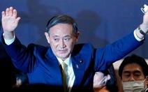 Thủ tướng Nhật Suga Yoshihide chọn Việt Nam là điểm công du đầu tiên