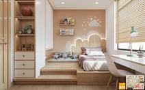 Thiết kế nội thất căn hộ phong cách Japandi - Sự kết hợp 2 châu lục